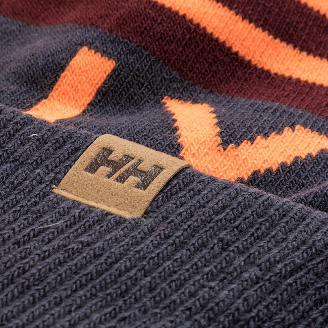 Cap HELLY HANSEN - Ridgeline Beanie 67150-117 Port - Women s - Hats ... 9a882ffd926