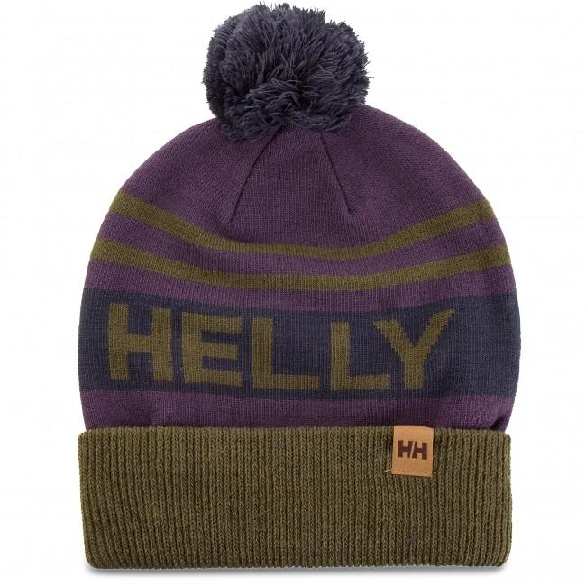 Cap HELLY HANSEN - Ridgeline Beanie 67150-265 Grape - Women s - Hats ... 5615a448b2e
