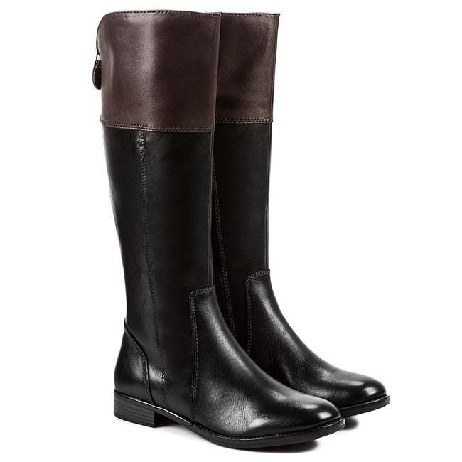 High 25530 Boots Blackgraphite 1 088 Tamaris 23 Knee kiTZuwOPX