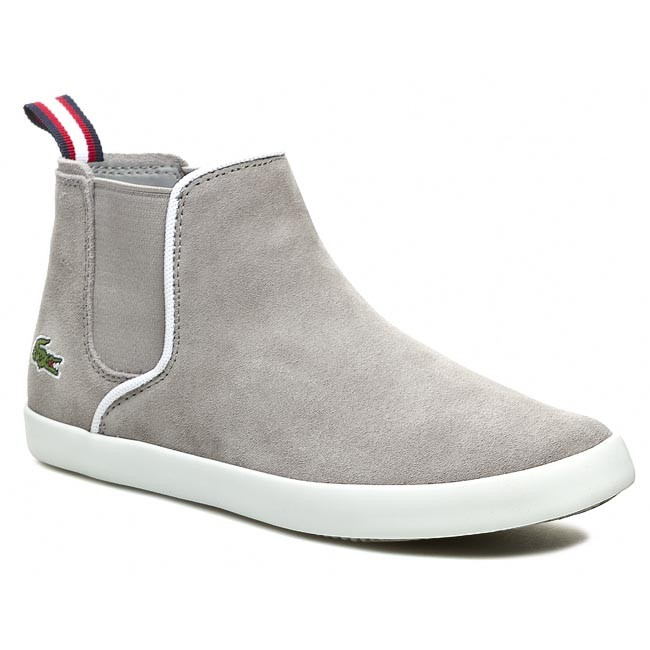 Shoes LACOSTE - Ziane Chelsea Crt Spw 7-28SPW101712C Grey