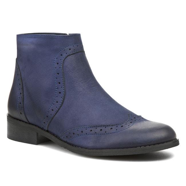 2612 Vitale Loretta Blue High Boots N Others And XZiPTOku