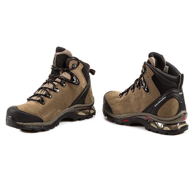 06fbc71d68ab Trekker Boots SALOMON - Comet Premium 3D Gtx 120126 28 G0 Swamp Black Thyme
