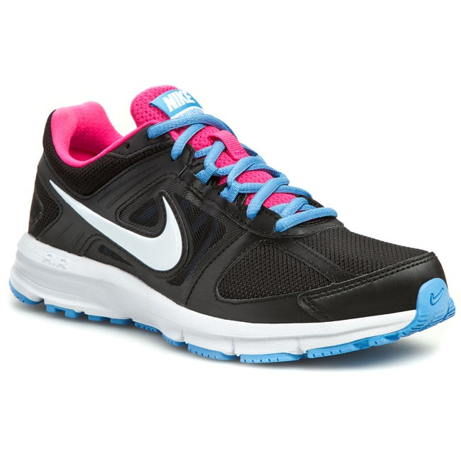 Shoes NIKE - WMNS AIR RELENTLESS 3 MSL 616597 011 Black/ White/ Hyper Pink