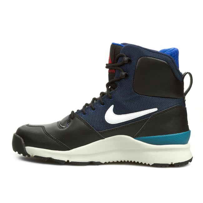 competitive price 47c4d d14d5 Shoes NIKE - Stasis Acg 616192 014 Black White Mid Navy Gm Ryl - Sneakers -  Low shoes - Women s shoes - www.efootwear.eu