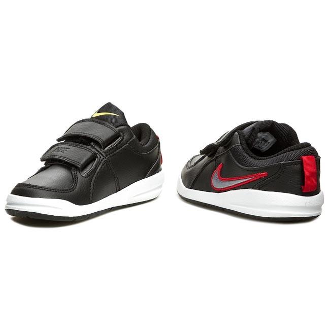 fb6fa3584aab Shoes NIKE - Pico 4 454500 013 Black  Metallic Cool Grey  White  Tr ...