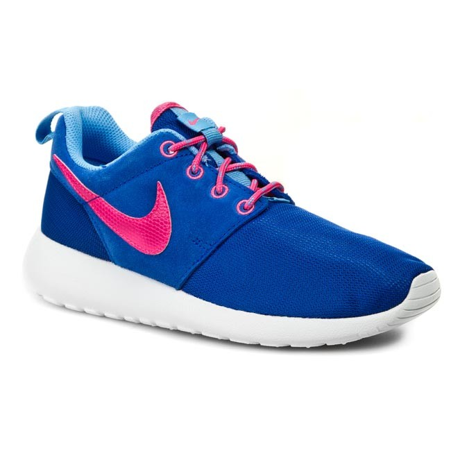 6db0f9fc8725 Shoes NIKE - Rosherun 599729 403 Hyper Cobalt  Hyper Pink  University Blue