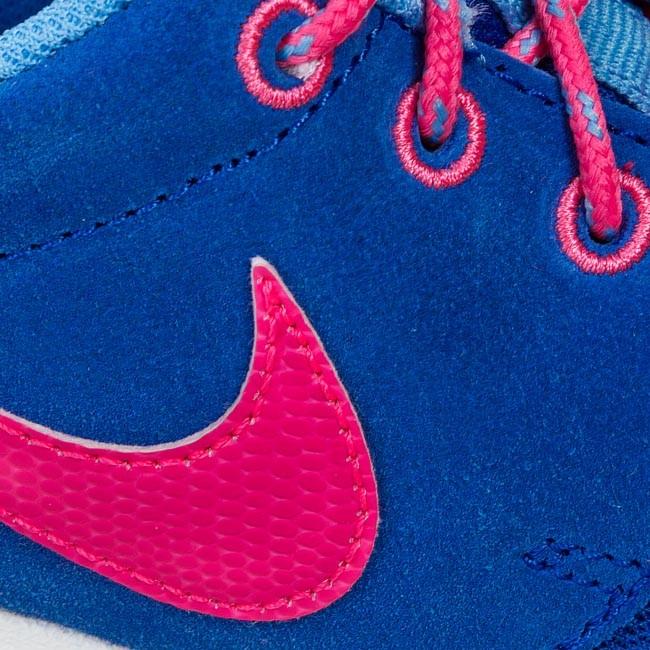 674264572045 Shoes NIKE - Rosherun 599729 403 Hyper Cobalt  Hyper Pink  University Blue