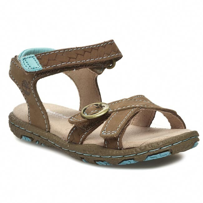Sandals TIMBERLAND - Jennessek2strsndl 7388R Brown - Sandals - Clogs ... a79d9b087284