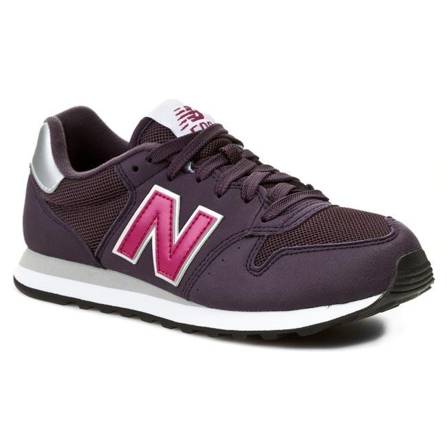ba1ee0c02811 Sneakers NEW BALANCE - Classics Traditionnels GW500MPP Purple ...