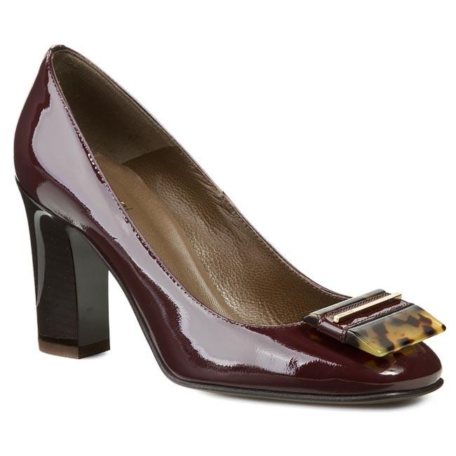 62fbe593 Shoes GINO ROSSI - Marsala DCG147-G40-0600-7700-0 Bordo 83 - Heels ...