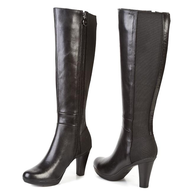 Womens D Inspiration Stiv D High Boots Geox IdjgwTF