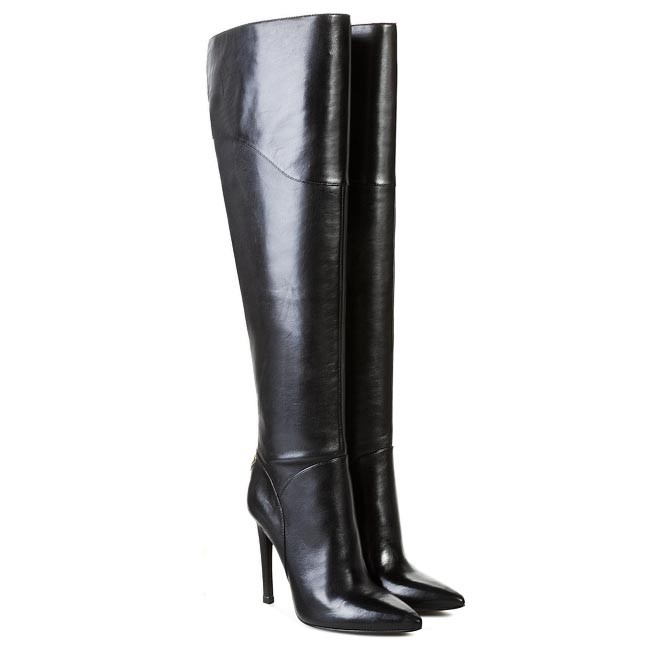 Over Knee Boots GUESS BY MARCIANO Jordana FL4JDN LEA11 Black