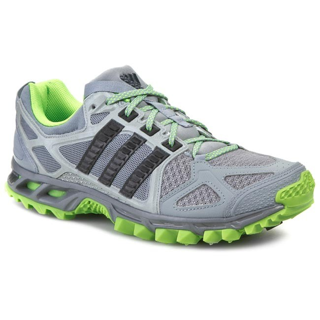 Shoes adidas - Kanadia Tr 6 M M18451 Grey/Green