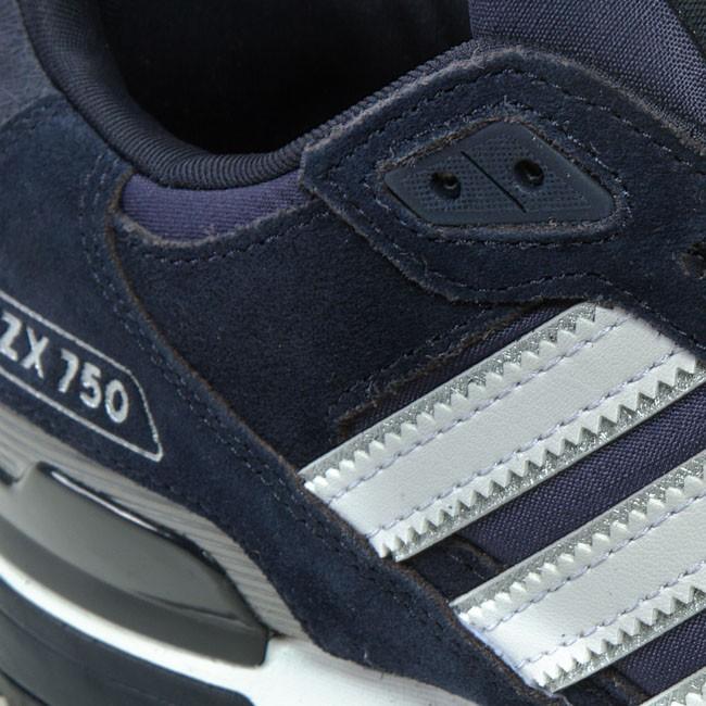 adidas zx 750 navy white
