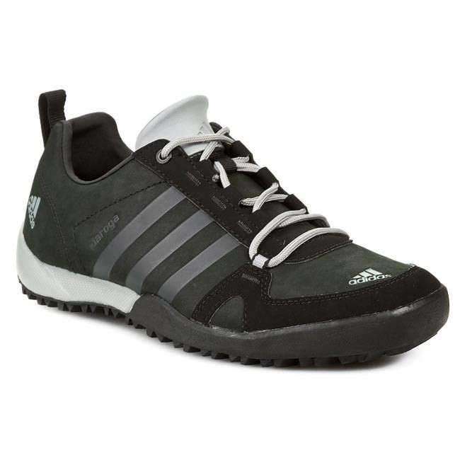 desnudo Reverberación Ciudad Menda  Shoes adidas - Daroga Two 11 Lea G61604 Black/Solgre/Shigre - Trekker boots  - Low shoes - Men's shoes | efootwear.eu
