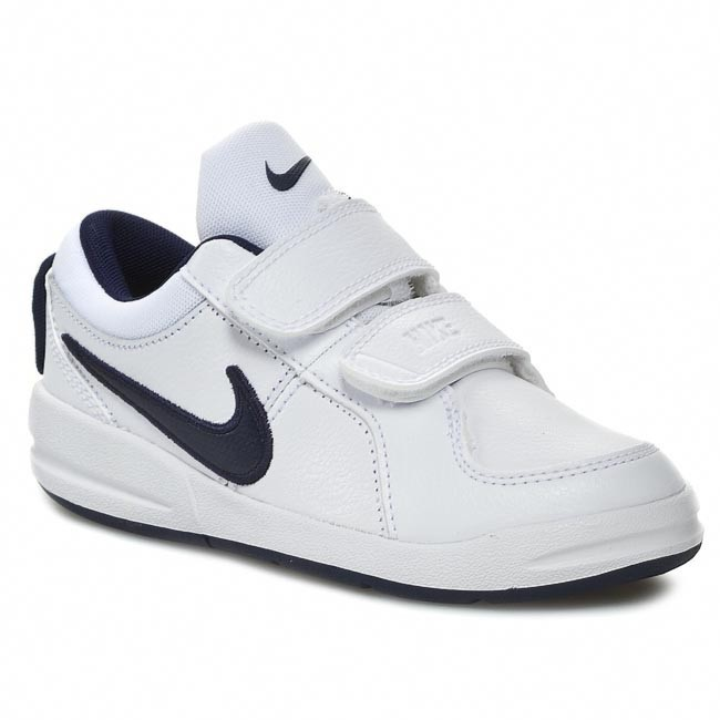 86f1ee81ad48 Shoes NIKE - Pico 4 454500 101 White Midnight Navy - Velcro - Low ...