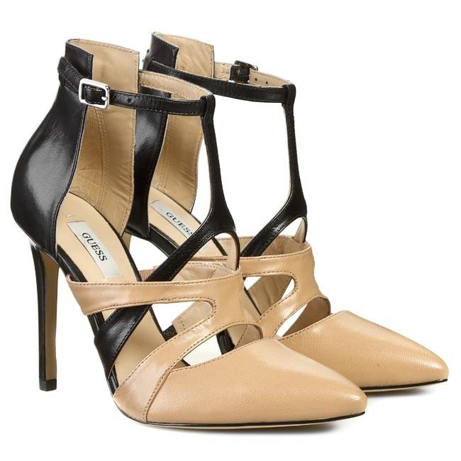 Stilettos GUESS Amica FL4AMI LEA08 BEIGE