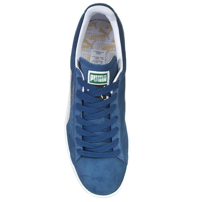 Shoes PUMA Suede Classic 352634 01 Ensign BlueWhite