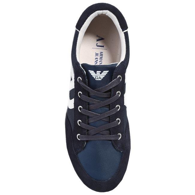e7e2b7fab0016 Shoes ARMANI JEANS - V6549 46 Q8 Blue - Casual - Low shoes - Men s shoes -  www.efootwear.eu