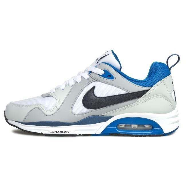 Shoes NIKE Air Max Trax 620990 102 WhiteDark ObsidianWolf GreyLight Bs