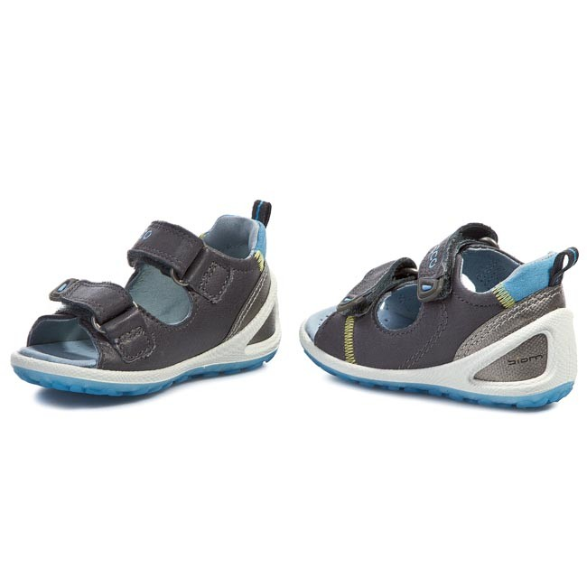 a9e62b6554f6 Sandals ECCO - Lite Infants Sandal 75305158911 Dark Shadow Sky Blue ...