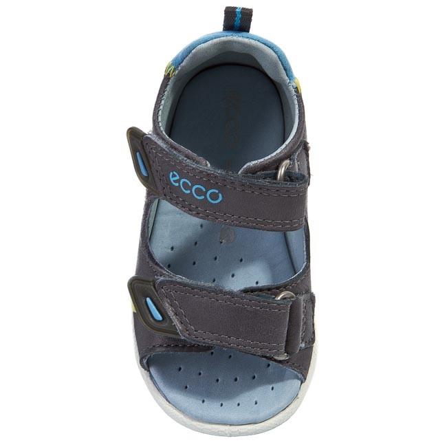 8e5bc3d208c3 Sandals ECCO - Lite Infants Sandal 75305158911 Dark Shadow Sky Blue -  Sandals - Clogs and sandals - Boy - Kids  shoes - www.efootwear.eu