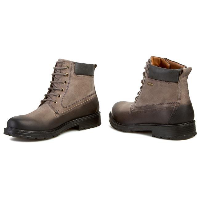 7e51fbd62086 Hiking Boots GEOX - U Fiesole B Abx B U44Z9B 00045 C5007 Pustynny ...