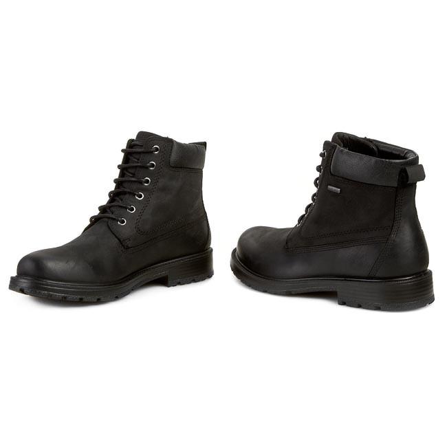 739957d38ed5 Hiking Boots GEOX - U Fiesole B Abx B U44Z9B 00045 C9999 Black ...