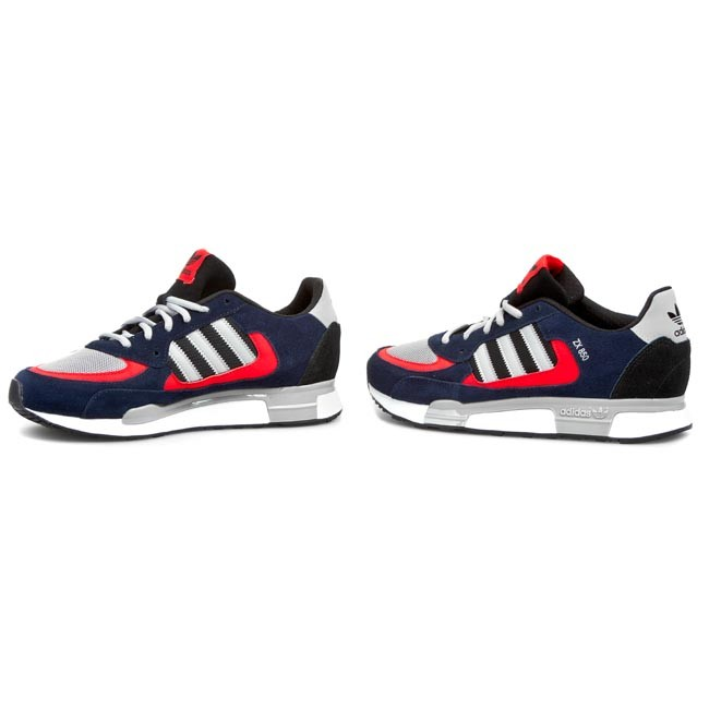b27a6d3c897 Sneakers adidas - ZX 850 B34763 Conavy Mgsogr Cblack - Sneakers ...