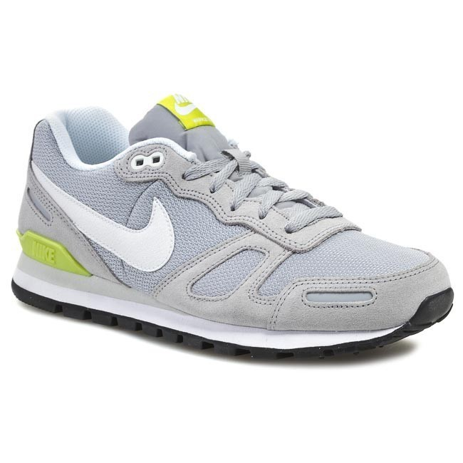 Shoes NIKE - Air Waffle Trainer 429628 027 Wolf Grey/White/Light Bs Grey