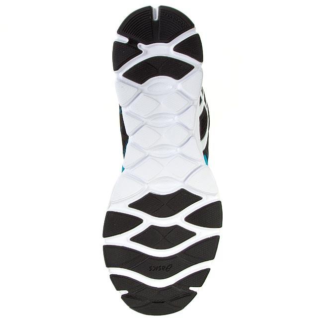 Shoes ASICS Gel Evation T42RQ Atomic BlueWhiteBlack