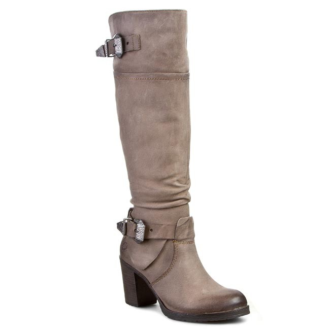080fb0ec59c8 Knee High Boots MARCO TOZZI - 2-25545-23 Pepper Antic 334 ...