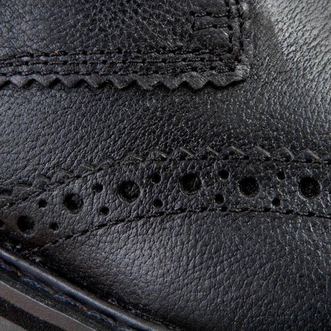 a10579a163e9 Boots GEOX - U Chester Abx C U44T5C 0046 C9999 Black - Boots - High ...