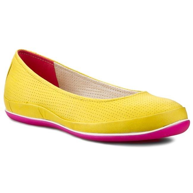 d075c80e024f Flats ECCO - Dlite 24660301182 Bamboo - Ballerina shoes - Low shoes ...