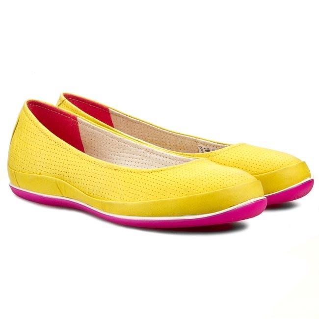5b515649954e Flats ECCO - Dlite 24660301182 Bamboo - Ballerina shoes - Low shoes -  Women s shoes - www.efootwear.eu