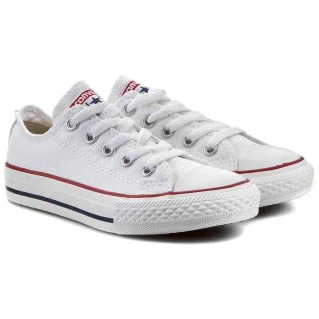 Zapatillas CONVERSE - Yth C/T All Star 3J256 Optical White ADIDAS Sneakers & Deportivas hombre GD3W7kD