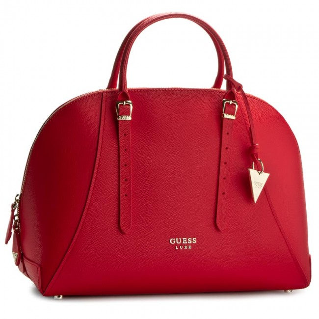 Handbag Guess Lady Luxe Hwlady L5438 Red