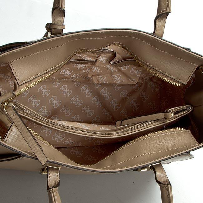 9895b7c54ec20 Handbag GUESS - Sissi HWSISS P6206 TAU - Classic - Handbags - www .efootwear.eu