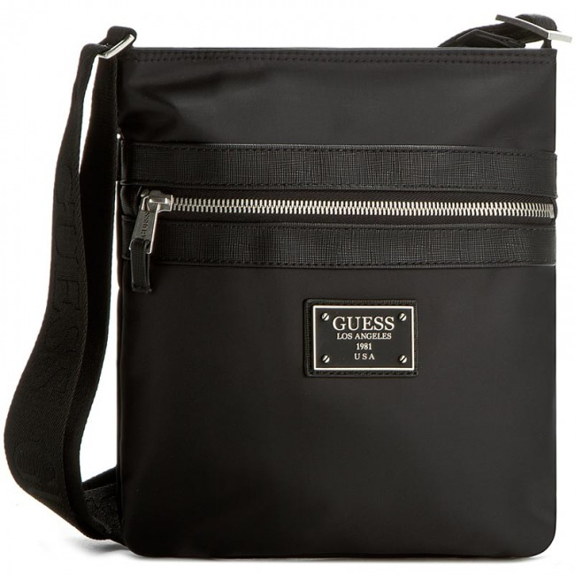 ed6f789b12 Messenger Bag GUESS - New Heritage HM2257 POL64 BLA - Men s ...