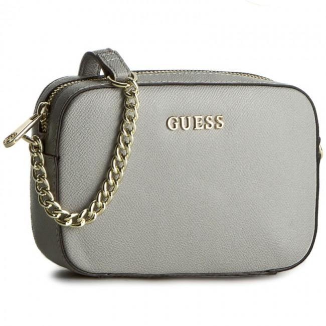 1bdc44a18c94 Handbag GUESS - Isabeau (B) Petite HWISAB P6412 GRY - Clutch Bags ...