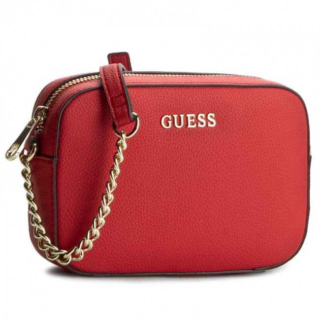 5236a6a00c64 Handbag GUESS - Isabeau HWISAP P7212 RED - Clutch Bags - Handbags ...