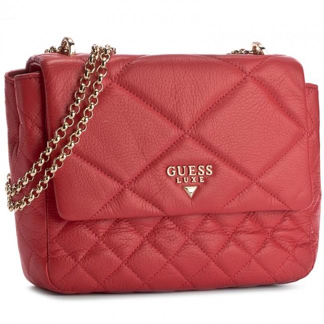 d05b5e4f6a53 Handbag GUESS - Lou HWLOU1 L7221 RED - Clutch Bags - Handbags - www ...