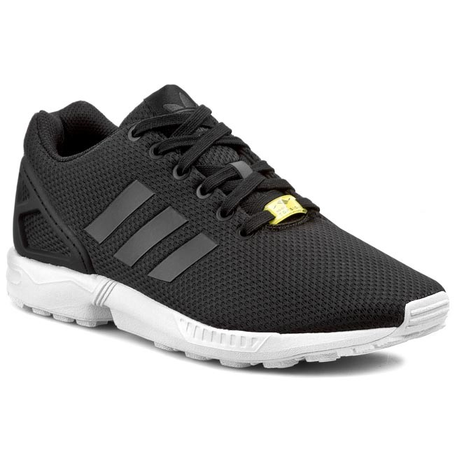 brand new 8eccc e3743 Shoes adidas - ZX Flux M19840 Black1 White
