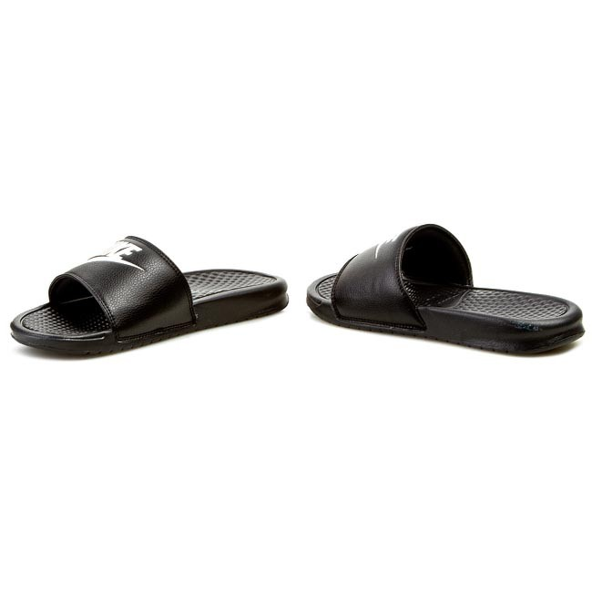 Slides NIKE - Benassi Jdi 343880 090 Black - Flip-flops - Swimming ... c9d09016f
