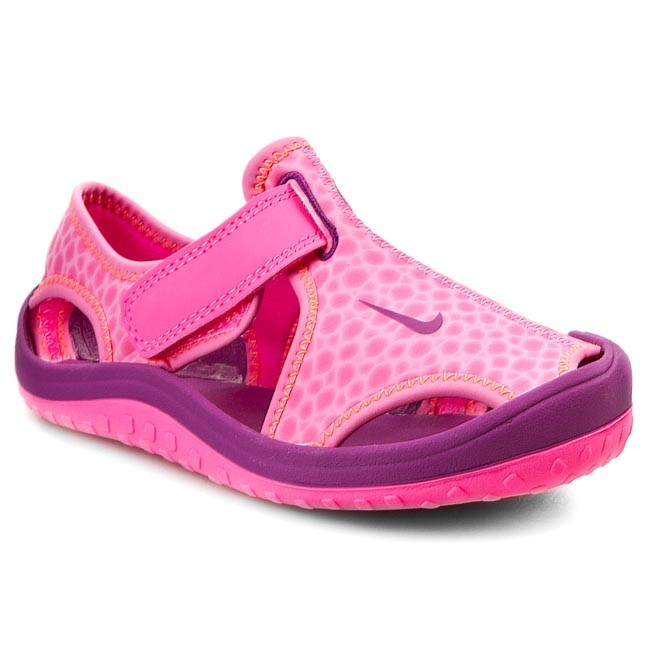 518fdedb722d Sandals NIKE - Sunray Protect 344993 603 Pink Pow Bold Berry Ttl ...