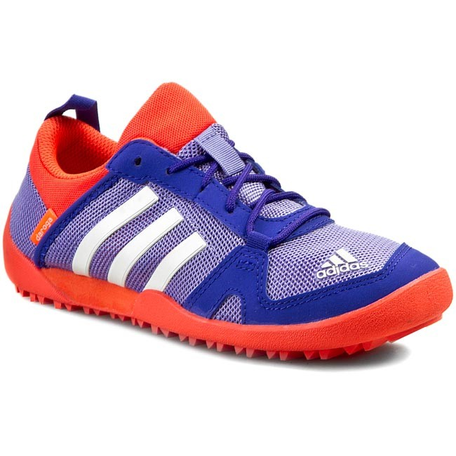 Imperio Inca caja Dispersión  Shoes adidas - Daroga Two K B44410 Lpurpl/Cwhite/Sesore - Laced shoes - Low  shoes - Girl - Kids' shoes | efootwear.eu