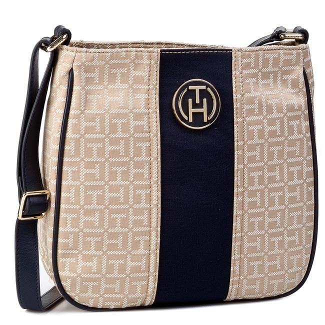Handbag TOMMY HILFIGER - Elisabetta Crossover BW56927423 261 - Cross ... 6f69353bf8d