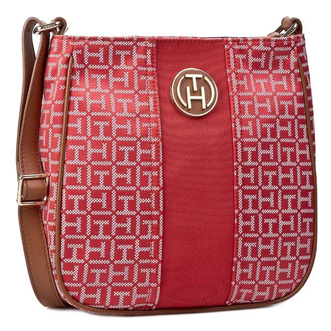 Handbag TOMMY HILFIGER - Elisabetta Crossover BW56927423 642 - Cross ... 8828f5d3524