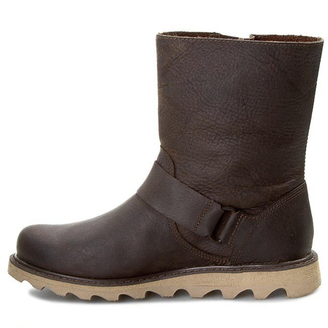 Womens Scotia Boots Brown Dark Brown Mountain Sorel hpvjvO3DY