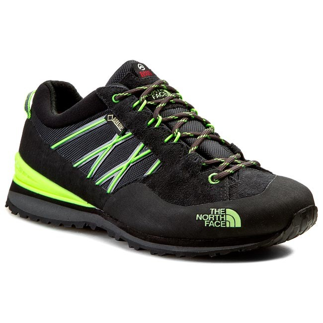 2a7eafd039d Shoes THE NORTH FACE - Verto Plasma II Gtx T0CDL2AGS-8H Tnf Black Safety